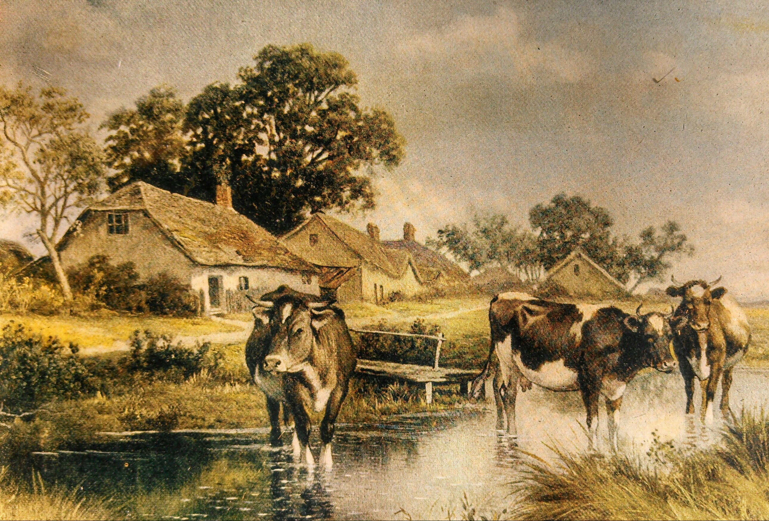 Day Fifteen – Farm Art Friday